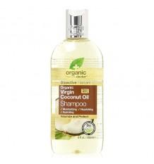 Dr Organic Champu Aceite de Coco Organico 265 ml