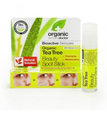 Dr. Organic Barra para Acne Árvore de Se 8ml