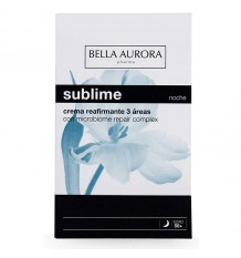 Bela Aurora Sublime Creme Reafirmante 3 Áreas Noite 50 ml