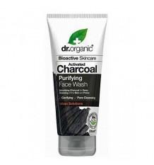 Dr Organic Limpiador Facial Carbon Activado 200 ml