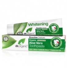 Dr Organic Pasta Dental Aloe Vera 100 ml