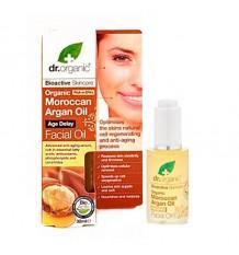 Dr Organic Oil Facial Oil Argan 30 ml