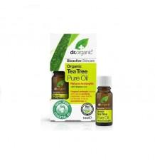 Dr Organic Aceite Puro Arbol Te 10 ml