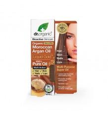 Dr Organic Aceite Puro Aceite de Argan Marroqui 50ml