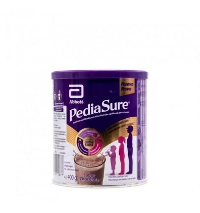 Pediasure Polvo Lata Chocolate 400g