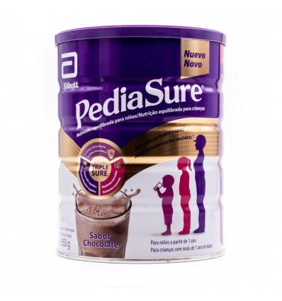Pediasure Chocolate 850 g barato