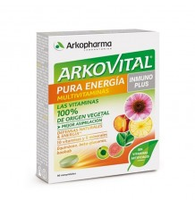 Arkovital Pure Energy Immuno Plus 30 Tablets