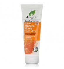 Dr Organic Facial Scrub Honey Manuka 125 ml