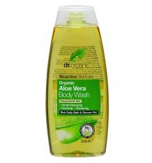 Dr Organic Gel Bath Shower Aloe Vera 250 ml