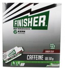 Finisher Caffeine Cola Gel Oral 12 Sobres