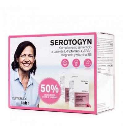 Cumlaude Serotogyn 30+30 Cápsulas Duplo Promoção