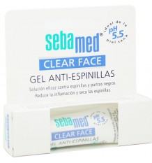 Sebamed Clear Face gel Antiespinilla 10ml