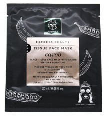 Apivita Express Beauty Sheet Mask Carob 20ml