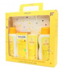 Pack Weleda Baby Calendula