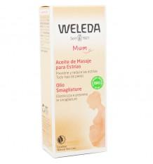 Weleda Antiestrias Óleo de Massagem 100 ml