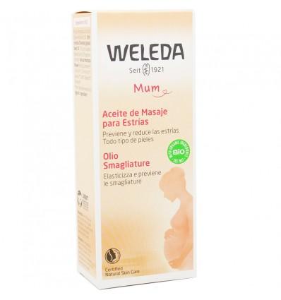 Weleda Antiestrias Massage Oil 100 ml