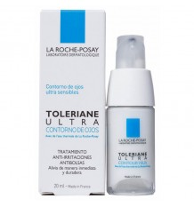 Toleriane Ultra Contorno de Olhos La Roche Posay 20ml