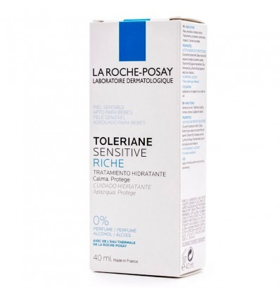 Toleriane Sensitive Rica La Roche Posay 40ml