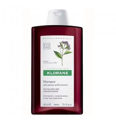 Klorane Xampu Quinino 400 ml