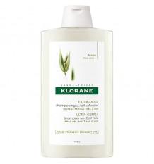 Klorane Shampoo Extra Weiche Haferflocken 400 ml