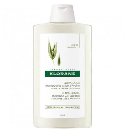 Klorane Xampu Suave e Aveia 400 ml