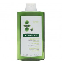 Klorane Shampoo Brennnessel Seborregulador 400 ml