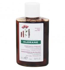 Klorane Shampoo Chinin Stimulans Stimulans 25ml Mini Größe