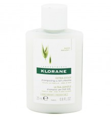 Klorane Shampooing à l'Avoine Extra Douceur 25 ml Taille Mini