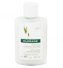 Klorane Xampu Aveia Extra Suavidade 25ml Tamanho Mini