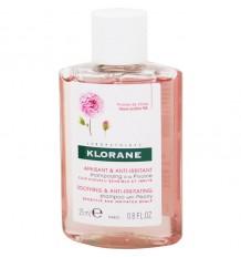 Klorane Shampoo Peony of China Soothing counter irritant 25ml Size Mini