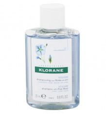 Klorane Shampoo Leinen Voluminador 25ml Mini Größe