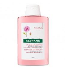 Klorane Shampooing Apaisant irritant contre Pivoine 200 ml
