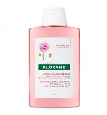 Klorane Xampu Calmante Antiirritante Peônia 200 ml