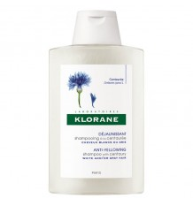 Klorane Shampoo Anti Yellow Centaurea 200 ml