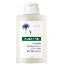 Klorane Xampu Anti Amarelo Centaurea 200 ml