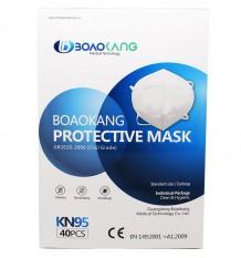 Mascarilla Proteccion Individual KN95