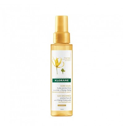 Klorane Protective Oil or Wax of Ylang-Ylang 100ml