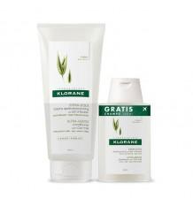 Klorane Hafer Balsam 200 ml + Shampoo 100 ml