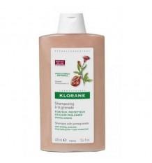 Shampoo Klorane o Extracto de Romã 400ml