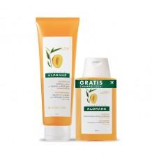 Klorane Cream Mango 150ml + Shampoo 100ml