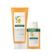 Klorane Balm Mango 200ml + Shampoo 100ml