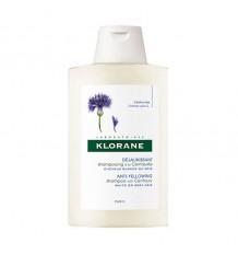 Klorane Shampoo Centaurea Grau Haar 400ml