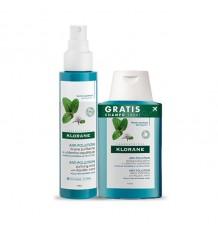 Klorane Brume de Menthe 100 ml + Shampooing 100ml