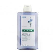 Shampoo Klorane para as Fibras de Linho 400ml