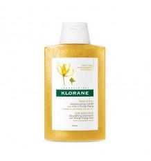 Klorane Shampoo Nourishing to the Wax, Ylang-Ylang 200ml