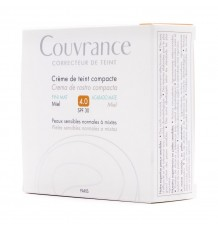 Avene Couvrance Kompakt-Mattes Finish 4.0 Honig