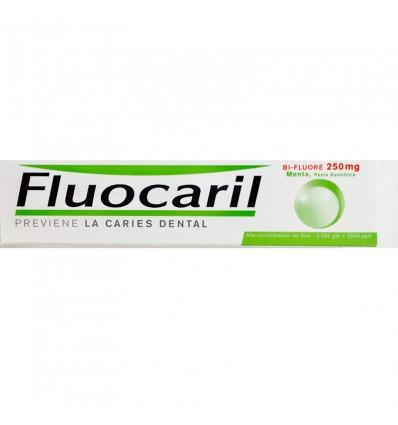 Fluocaril Bi-Fluore 250 Mint 125 ml