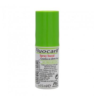 Fluocaril Spray Oral Halitose 15ml