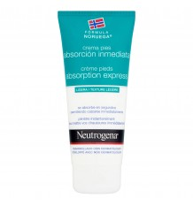 Neutrogena Crema Pies Absorcion Rapida 100ml