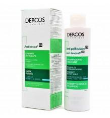 dercos shampoing-pelliculaire-cheveux-normal-de-gras-200 ml